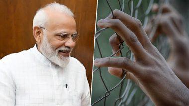 Article 370: Centre Transfers 70 Terrorists, Hardcore Pro-Pakistan Separatists From Srinagar Prison to Agra Minutes Before PM Narendra Modi's Address to Nation