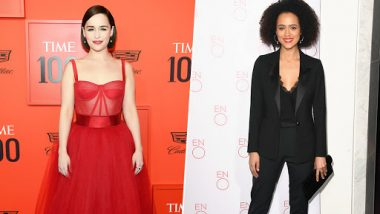 Game of Thrones Actress Nathalie Emmanuel Calls Co-Star Emilia Clarke a 'Beast' for This Reason!