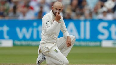 Australia's Nathan Lyon Equals Dennis Lillee's Test Record