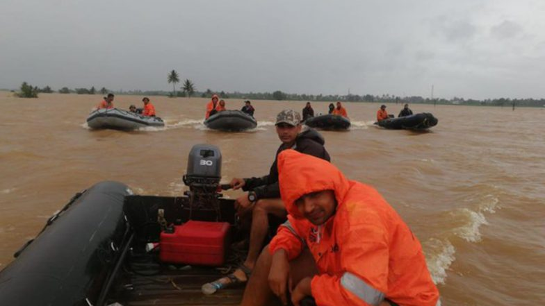 Maharashtra Rains: Around 878 Kolhapur Residents Shifted As Heavy Rainfall Triggers Flood Threat Again