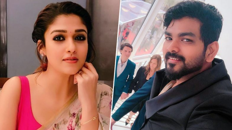 Nayanthara's Next Film Netrikann to Be Bankrolled by Beau Vignesh Shivan