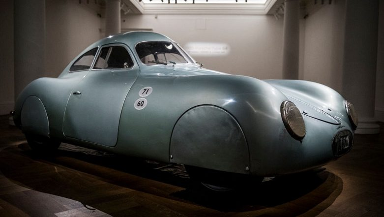 'Nazi Porsche' Car Fails to Sell at California Auction Due to '$17 or $70 Million' Gaffe