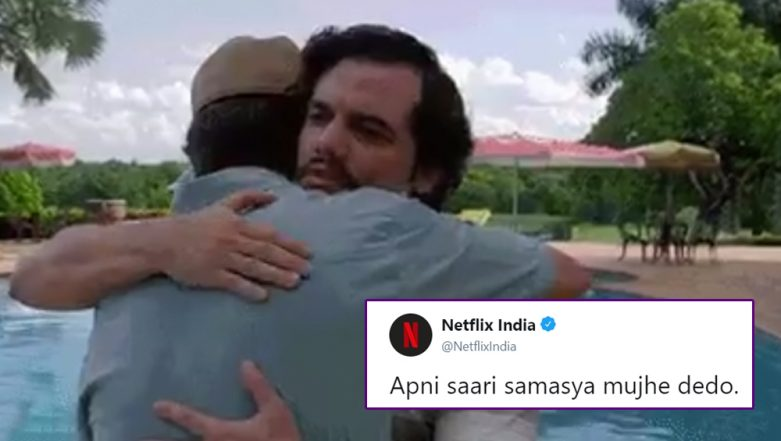 Netflix India Tweets Sacred Games 2 Dialogue Asking Users For Their 'Samasya' and Offers Funny Solutions