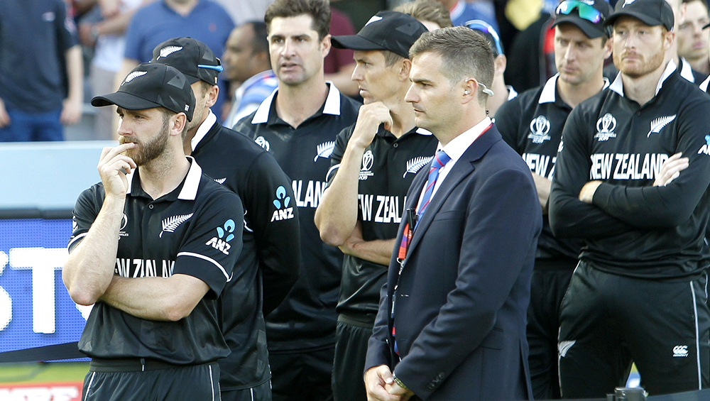 New Zealand Win MCC's Spirit of Cricket Award for Conduct in Finals of ICC Cricket World Cup 2019