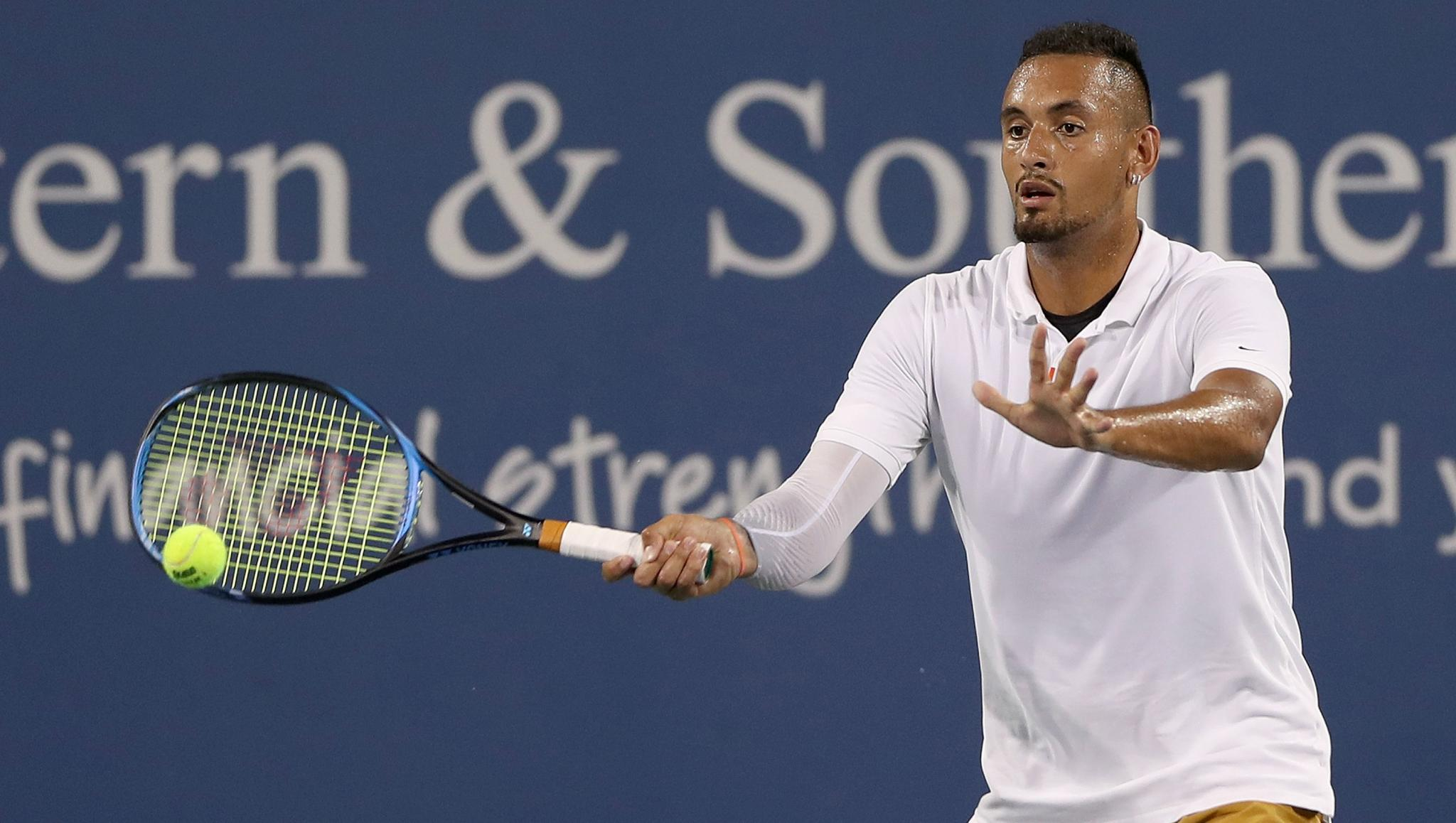 Nick Kyrgios Offers Food To Needy, Says 'Don't Go to Sleep With an Empty Stomach'