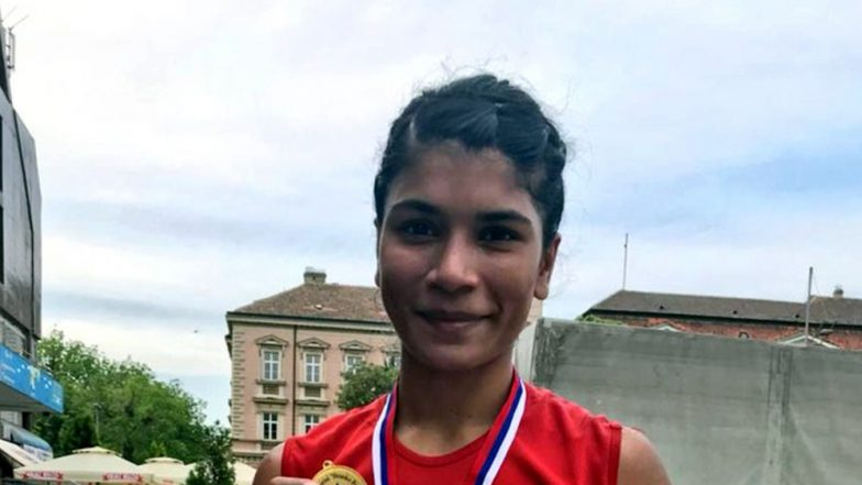 Boxer Nikhat Zareen Shunted From World Championship Trials, Writes Letter to Boxing Federation of India