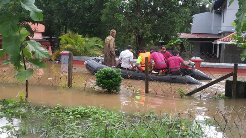 Kerala Floods: 42 Dead, Wayanad Worst Affected, Over 64,000 People Shifted In 738 Relief Camps
