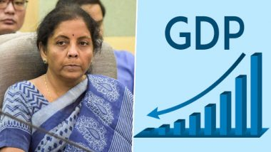 GDP Growth Slips to 5% in April-June Quarter, Down From 5.8% in Q4 of Last Financial Year