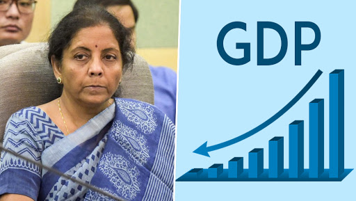 India Likely to Miss Fiscal Deficit Target of 3.3% of GDP by 30-50 Basis Points for FY 19-20: Reports