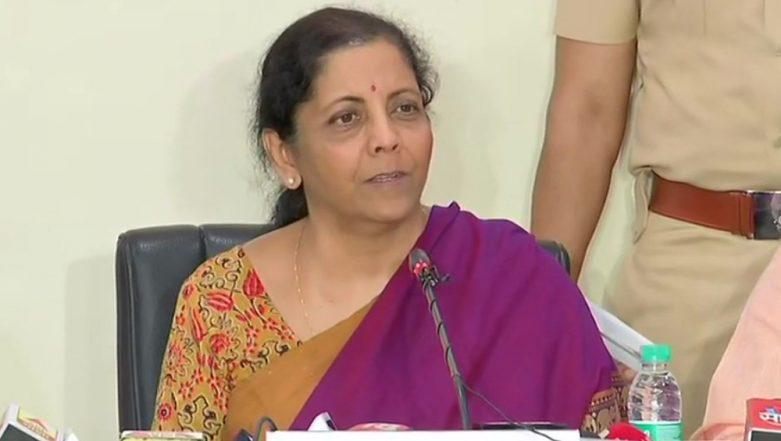 Nirmala Sitharaman Hits Back at Congress' 'Unfit Economy' Barb, Recalls UPA Era of 'Double Digit Inflation'