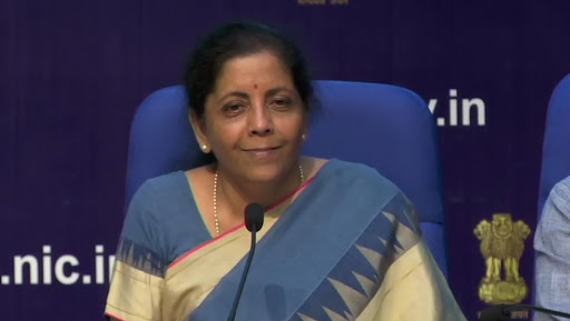 Nirmala Sitharaman Allots Rs 70,000 Crore to Recapitalise PSBs on Immediate Basis, Provides Additional Lending of Rs 5 Lakh Crore to Boost Economy