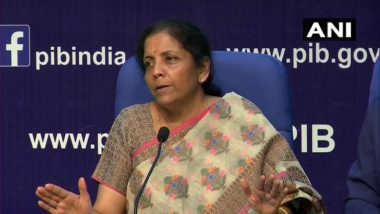 Nirmala Sitharaman Announces Amalgamation of 27 Banks in 4 Mega State-Run Bank Mergers, Only 12 PSBs Left in Country Now