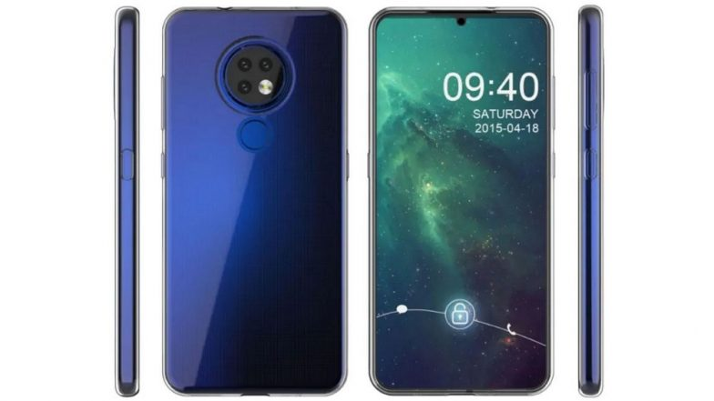 Nokia 7.2 Images Leaked Online Prior To IFA 2019: Report