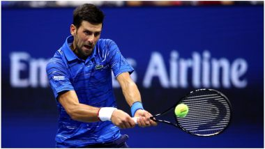 Novak Djokovic Knocked Out of Quarter-Finals of Shanghai Masters 2019 by Stefanos Tsitsipas