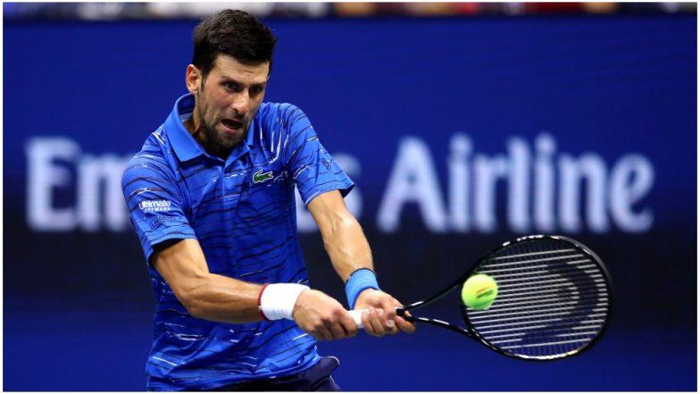 Novak Djokovic Knocked Out of Quarter-Finals of Shanghai Masters 2019 by Stefanos Tsitsipas