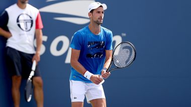 Novak Djokovic Slammed By Fans After Grigor Dimitrov and Borna Coric Test COVID-19 Positive During Adria Tour 2020, Nick Kyrgios Takes Indirect Potshot at Serbian Tennis Star in Series of Tweets!