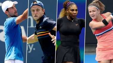 US Open 2019: Novak Djokovic vs Denis Kudla, Serena Williams vs Karolína Muchová & Other Third Round Tennis Matches To Watch Out For at Flushing Meadows