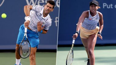 US Open 2019 Rankings: Novak Djokovic, Naomi Osaka Named US Open Top Seeds