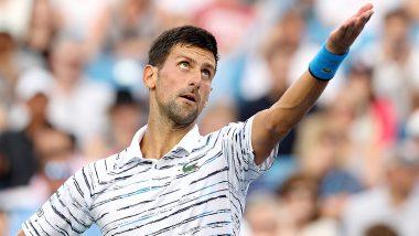 Australian Open 2020: Novak Djokovic Advances to Third Round After Defeating Tatsuma Ito