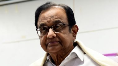 P Chidambaram Arrested by CBI in INX Media Scam Case; Former FM Taken to Same CBI Headquarters That He Had Inaugurated in 2011, Watch video