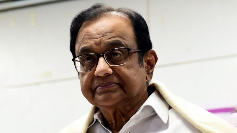 P Chidambaram Sent to 5-Day Custody by CBI Court in INX Media Case
