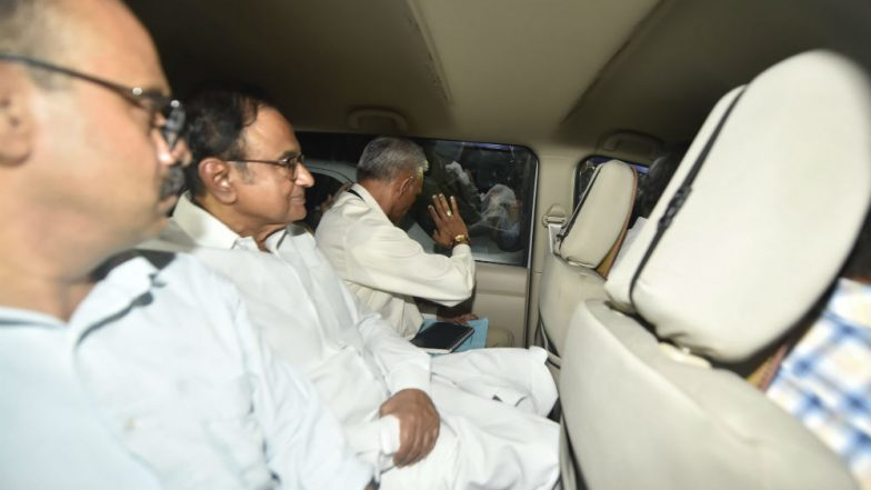In Tihar Jail, P Chidambaram Will be Lodged in Jail No 7 Where Son Karti Was Kept; Cell Has Cot, Western Toilet