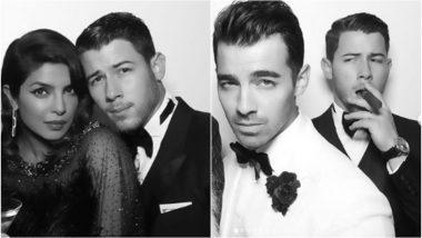 Joe Jonas' 30th Birthday Bash: Priyanka Chopra and Nick Jonas Steal the Show at the James Bond Themed Party in Their Glamorous Avatar - See Pics