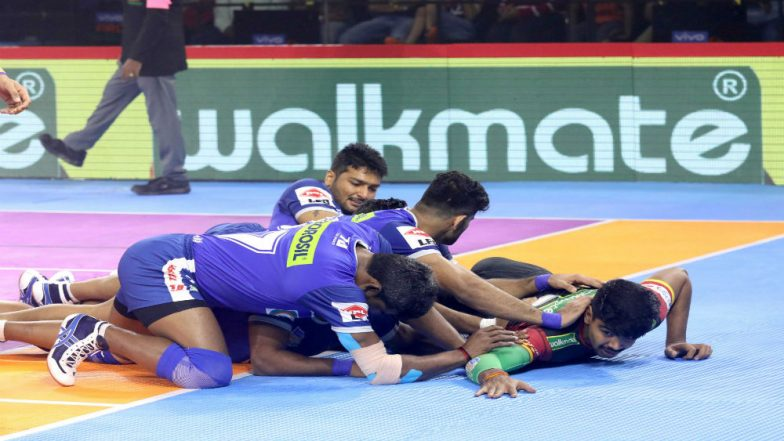 PKL 7 Results: Haryana Steelers Topple Defending Champions Bengaluru Bulls for Third Win