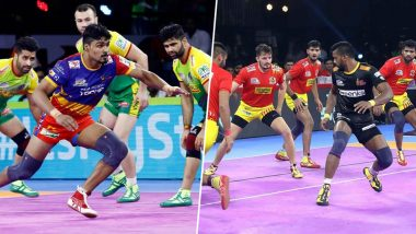 PKL 2019 Today's Kabaddi Matches: August 16 Schedule, Start Time, Live Streaming, Scores and Team Details in Vivo Pro Kabaddi League 7
