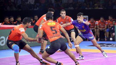 PKL 7 Match Results: Naveen Kumar Guides Dabang Delhi to Thumping Win over U Mumba