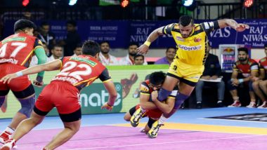 PKL 2019 Results: Bengaluru Bulls Climbs to Third with a 47–26 Victory Against Telugu Titans