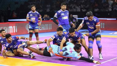 PKL 2019 Dream11 Prediction for Bengal Warriors vs Haryana Steelers: Tips on Best Picks for Raiders, Defenders and All-Rounders for KOL vs HAR Clash