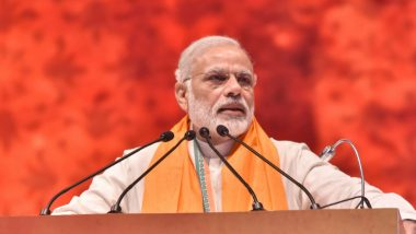 PM Narendra Modi 69th Birthday: Sonia Gandhi, Ashok Gehlot, Mamata Banerjee And Other Opposition Leaders Wish PM Modi a Long Life