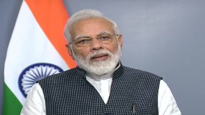 PM Narendra Modi Explains How Removal of Article 370 Will Bring Jammu and Kashmir at Par With Rest of India And Make it Free From Terror, Says Bifurcation Will Ensure Bright Future For J&K and Ladakh, Watch Full Video