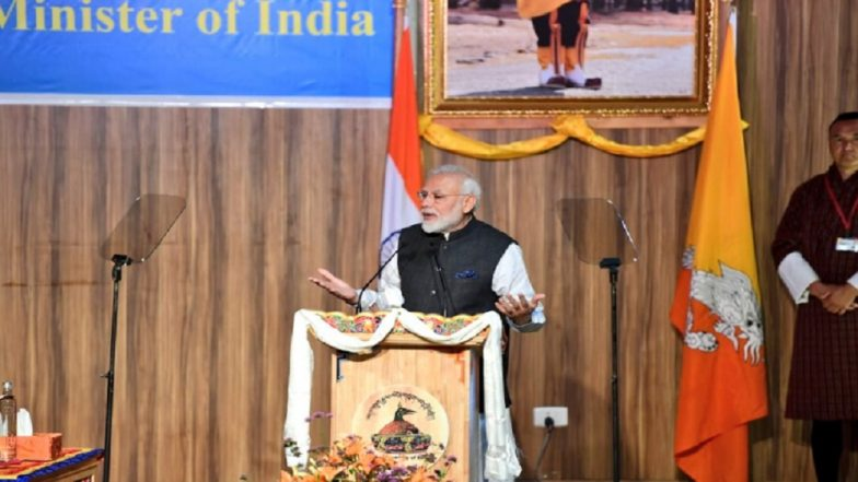 Narendra Modi at Royal University of Bhutan: No Better Time to be Young Than Now, PM Tells Students