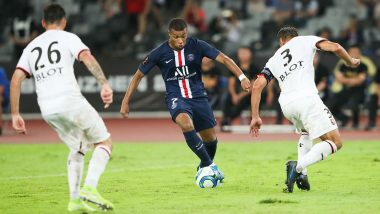 Neymar-Less PSG Suffer Shock 1-2 Defeat Against Rennes in France Ligue 1 Match; Paris Saint-Germain Get Humiliated For Leaving Brazilian Forward Out of Squad