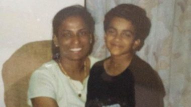 PT Usha Shares Throwback Picture with PV Sindhu After Her Historic Gold at BWF World Championships 2019
