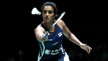 PV Sindhu Becomes First Indian To Win BWF World Championships Title, Beats Nozomi Okuhara to Win Gold Medal at 2019 Badminton Tournament