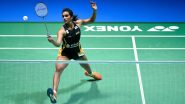 PV Sindhu at Tokyo Olympics 2020, Badminton Live Streaming Online: Know TV Channel & Telecast Details of Women's Singles Quarter-Finals Coverage