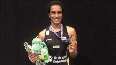 PV Sindhu Expresses Her Emotions After Scripting History by Winning Badminton World Championships 2019 Title, See Instagram Post