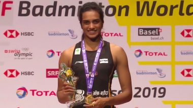 PV Sindhu Says, Treating BWF World Championship 2019 Like Fresh Game Helped Her Against Nozomi Okuhara