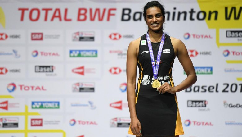 Sachin Tendulkar, Virender Sehwag, Saina Nehwal & Others Praise PV Sindhu as she Beats Nozomi Okuhara in World Championships 2019 Final