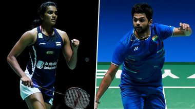 PV Sindhu, Sai Praneeth to Get Cash Reward of Rs 20 Lakh from Badminton Association of India