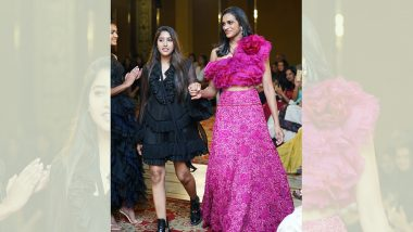 PV Sindhu Walks Ramp for Designer Shriya Bhupal (See Pictures)