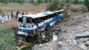 Pakistan: At Least 24 Killed in Bus Accident Near Khyber Pakhtunkhwa Province