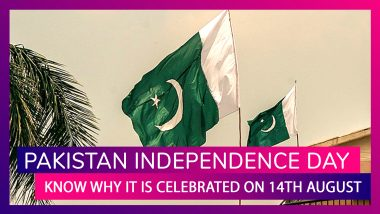 Pakistan Independence Day: Know Why The Country Celebrates Its Independence Day On 14th August