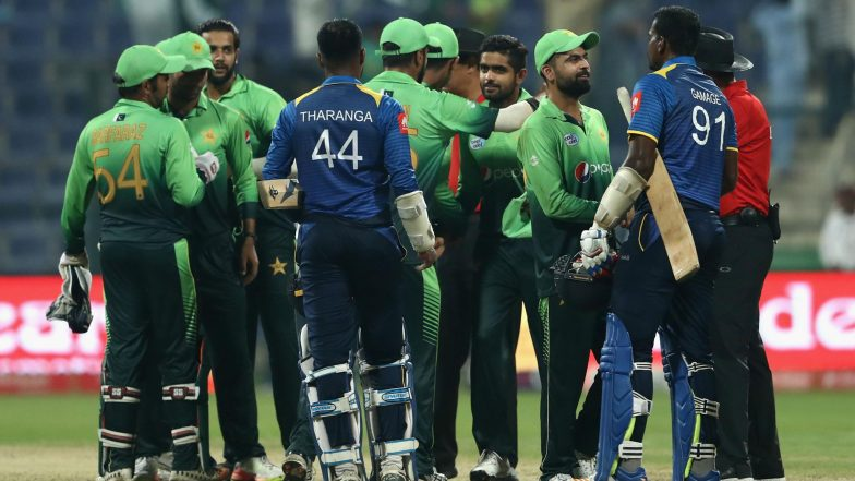 Pakistan to Host Sri Lanka for Limited Over Series