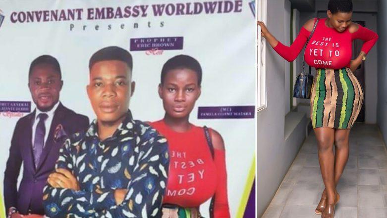 Pamela Odame Watara Is Now a Church Emcee! Video Vixen Turns to the Lord, Leaving Netizens in Shock