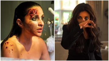 The Girl on the Train Remake First Look: Parineeti Chopra's Intense and Heavily Bruised Avatar Is Intriguing (View Pic)