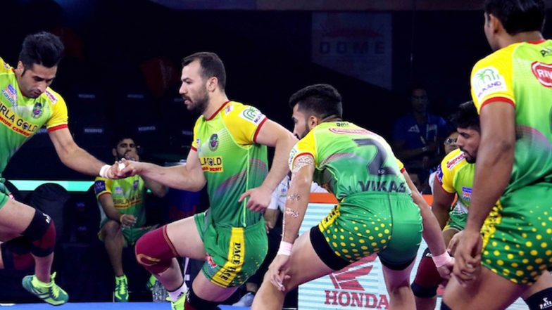 Patna Pirates vs Haryana Steelers PKL 2019 Match 30 Free Live Streaming and Telecast Details: Watch PAT vs HAR, VIVO Pro Kabaddi League Season 7 Clash Online on Hotstar and Star Sports
